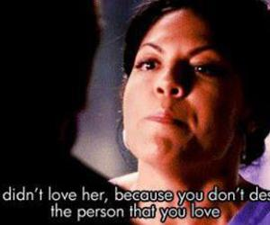 love, grey's anatomy, and quote image