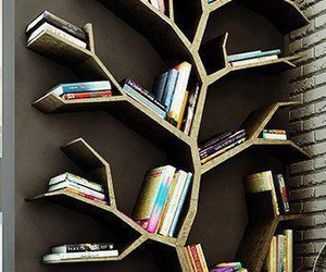 books, bookshelf, and design image