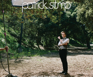 patrick stump and spotlight image