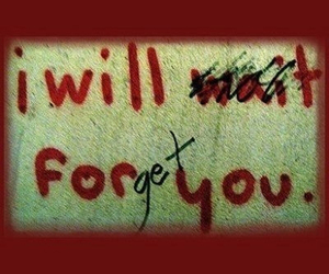 forget and wait image