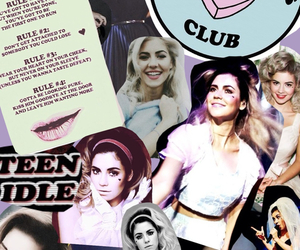 marina and the diamonds, teen idle, and grunge image