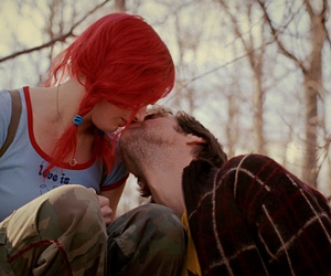 couple, tangerine, and eternal sunshine of spotless mind image
