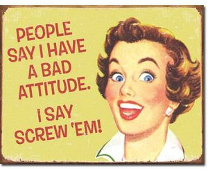 quotes, attitude, and vintage image