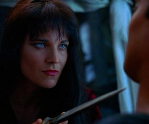 xena and lucy lawless image