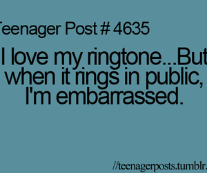 teenager post and ringtone image