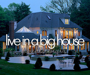 girl and house image