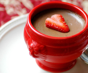 chocolate, delicious, and drink image