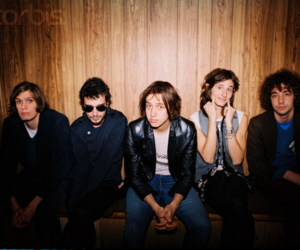 julian casablancas, the strokes, and albert hammond jr image