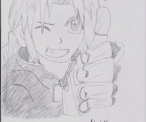 alchemist, edward elric, and full metal image