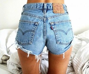 bootie, girl, and bum image