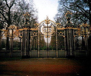 estate, home, and gates image
