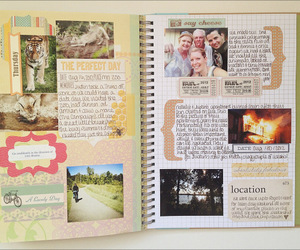 Collage, smashbook, and journal image