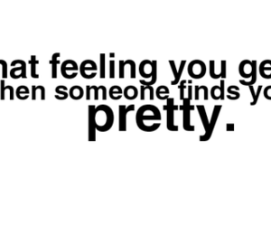 pretty, quotes, and feeling image