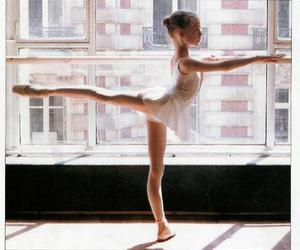 ballet, dance, and little girl image