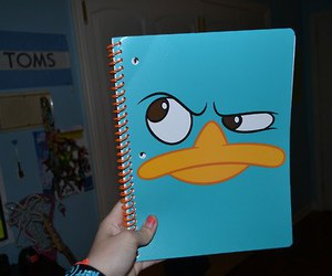 notebook, perry, and photography image