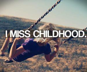 childhood, girl, and miss image