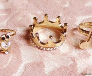 ring, music, and rings image