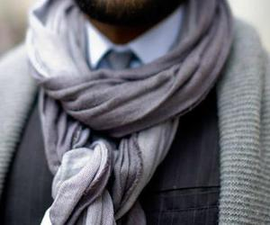 cardigan, sexy, and tie image