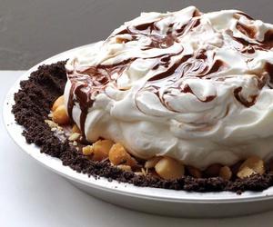 caramel, chocolate, and cream image