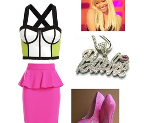 barbie, nice, and Polyvore image