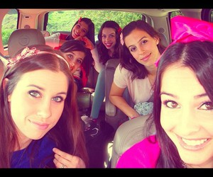 cimorelli, family, and pink image