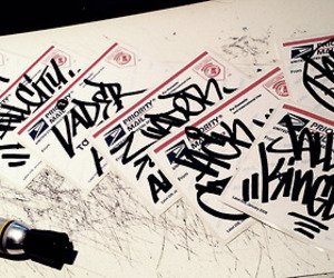 graff, graffiti, and handstyle image