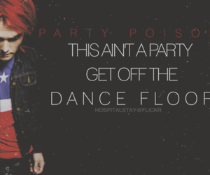 gerard way, my chemical romance, and danger days image