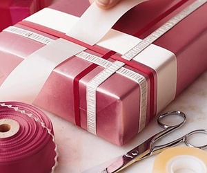 creative, wrapping, and gifts image