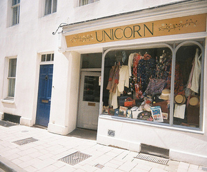 unicorn, vintage, and clothes image