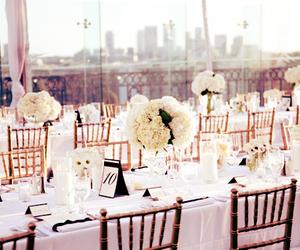 beautiful, wedding, and pink image
