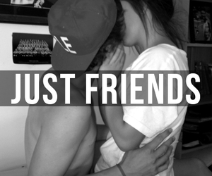 Dream, just friends, and love image