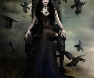 goth and gothic image