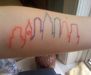 500 Days of Summer, empire state building, and new york city image