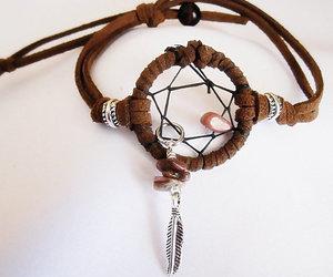 bracelet, dreamcatcher, and etsy image