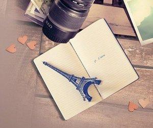 paris, photo, and camera image