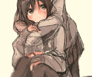 adorable, cuuuuuute, and anime image