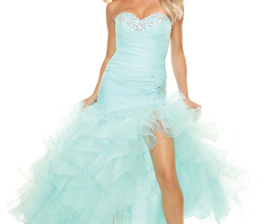 dress, dresses, and evening gown image