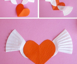 <3, craft, and wings image