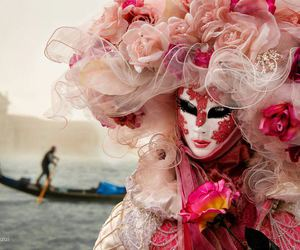 venice, mask, and carnival image