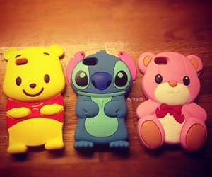 acessories, chicas, and pooh image