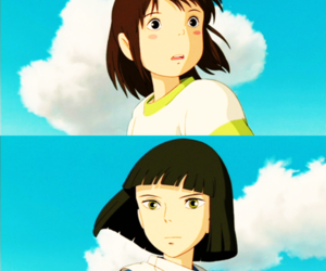 anime, chihiro, and spirited away image