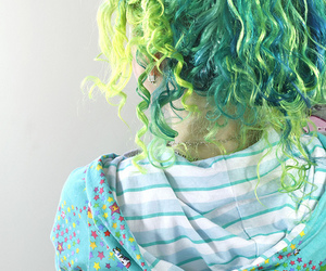 colored hair, coloured hair, and me image