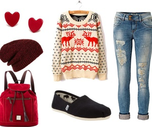 comfy, winter, and cute image