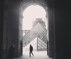 arch, creative, and france image