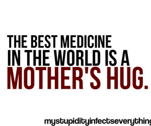 hug, quote, and Best image