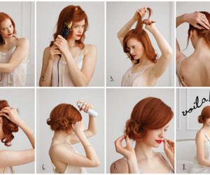 hairs, fashion, and hair style. hot image