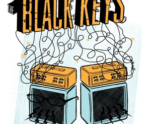 poster and the black keys image