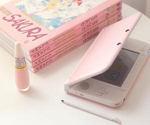 pink, kawaii, and manga image