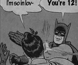 batman, funny, and lol image