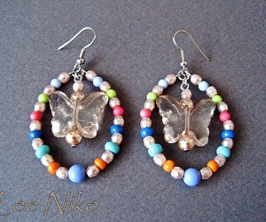 accessory, boho, and butterfly image